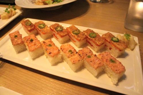 Aburi Oshi Sushi