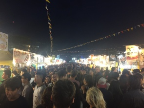 Night Market - always crowded