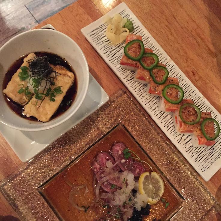 Date Night: Japonais Bistro