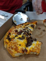 Bacon Cheeseburger Pizza - THE BEST ONE