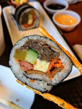 Bulgogi Kimbab
